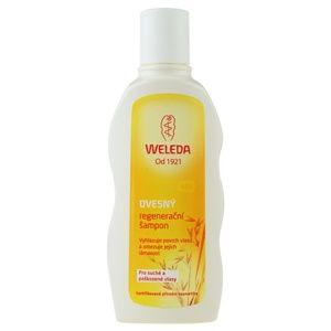 Weleda Ovos regeneračný šampón pre suché a poškodené vlasy