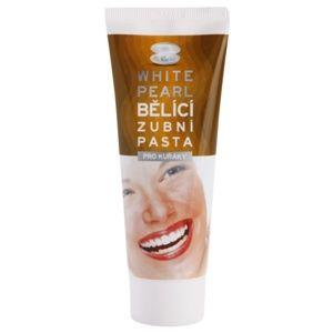 White Pearl Whitening bieliaca zubná pasta pre fajčiarov 75 ml
