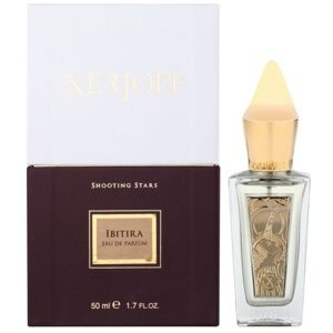Xerjoff Shooting Stars Ibitira parfumovaná voda + saténový vačok pre ženy 50 ml