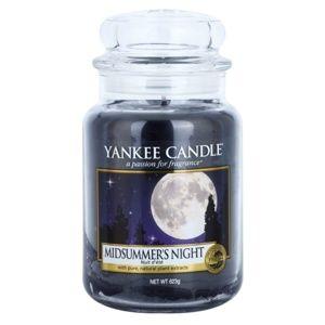 Yankee Candle Midsummer´s Night vonná sviečka Classic veľká 623 g
