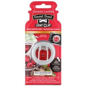 Yankee Candle Red Raspberry vôňa do auta clip 4 ml